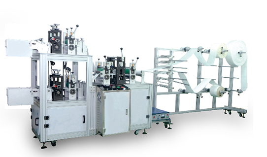 HY200-W02 Cup Mask Cover Making Machine