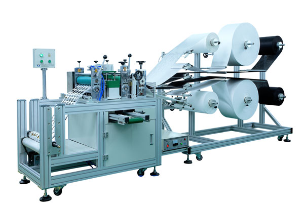 HY200-12 Disposable Nonwoven Filter Making Machine