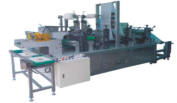 HY300-05 Nonwoven Headrest Cover Making Machine