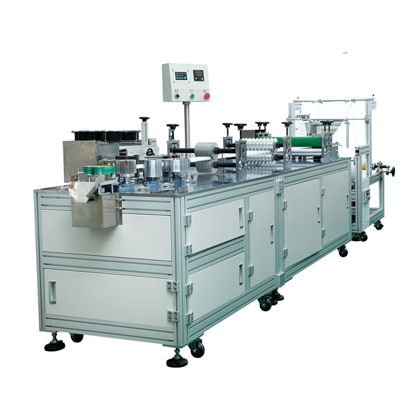 HY400-01 Disposable Bouffant Cap Making Machine