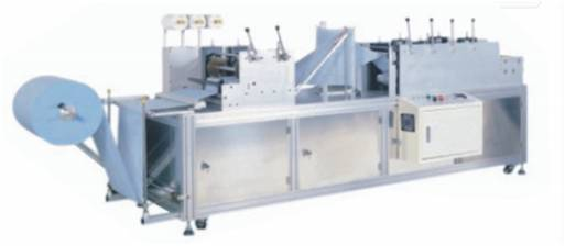 HY300-09 Disposable Shoe Cover Making Machine