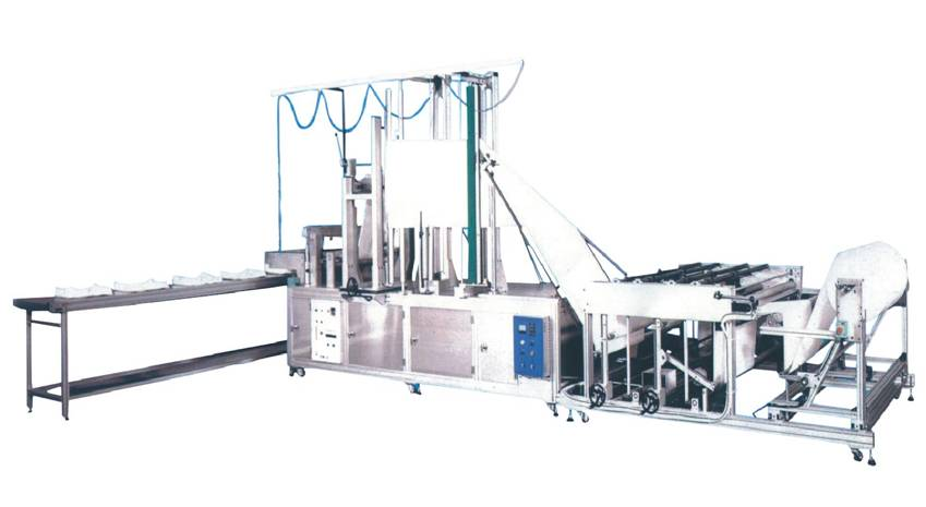 HY300-02 Nonwoven Pillowcase Making Machine