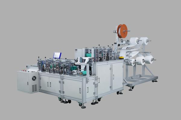 HY200-08 Boat Type Respiratory Mask Blank Making Machine